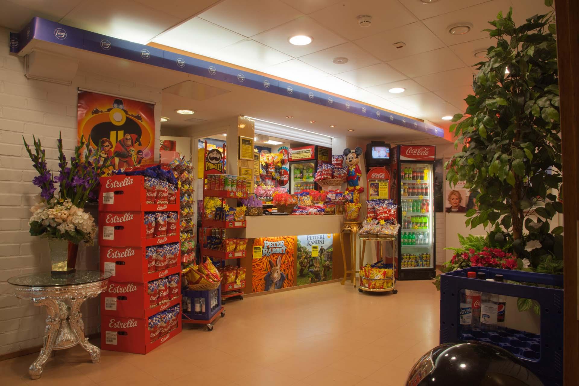 bio grani kioski